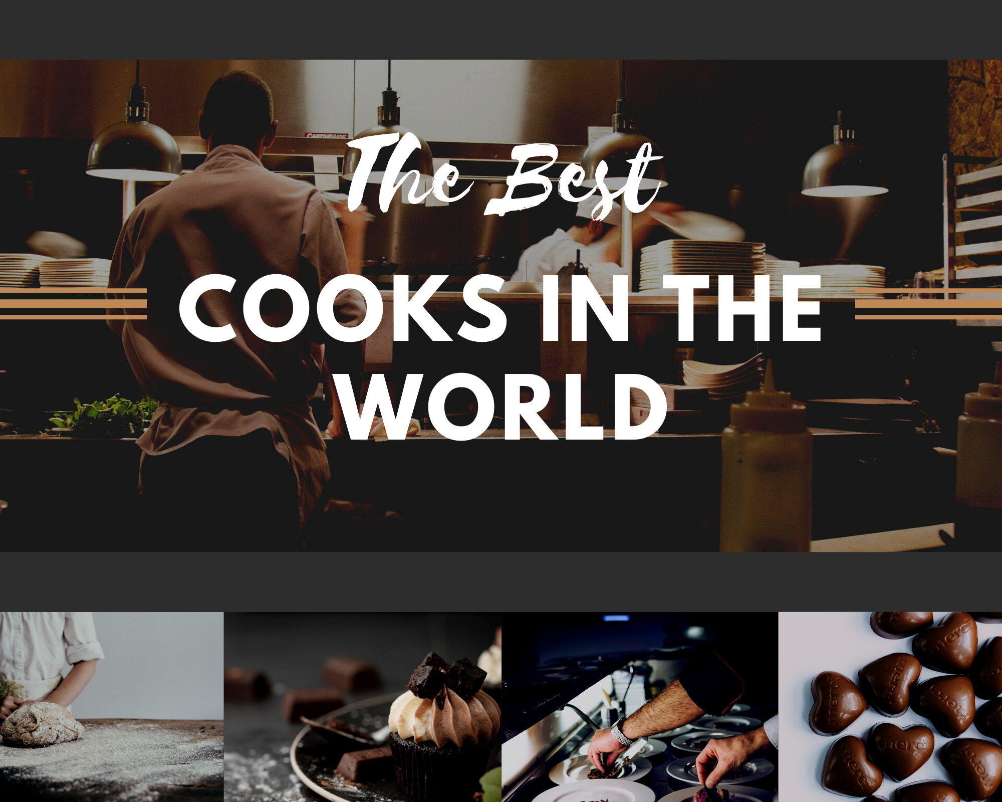 Best Cooks in the World
