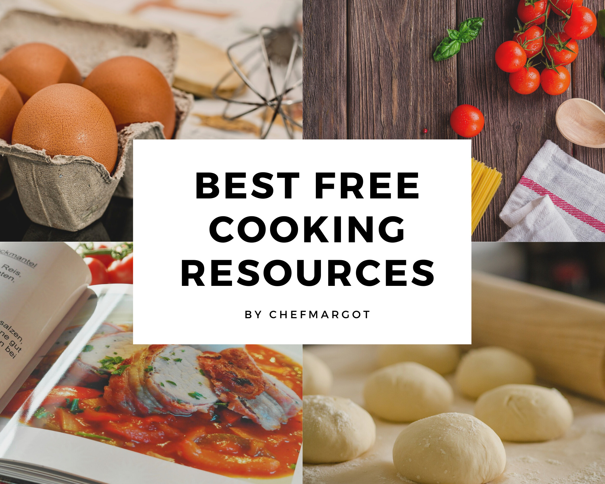 Best Free Cooking Resources