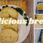 Garlic Butter Loaf Bread Recipe