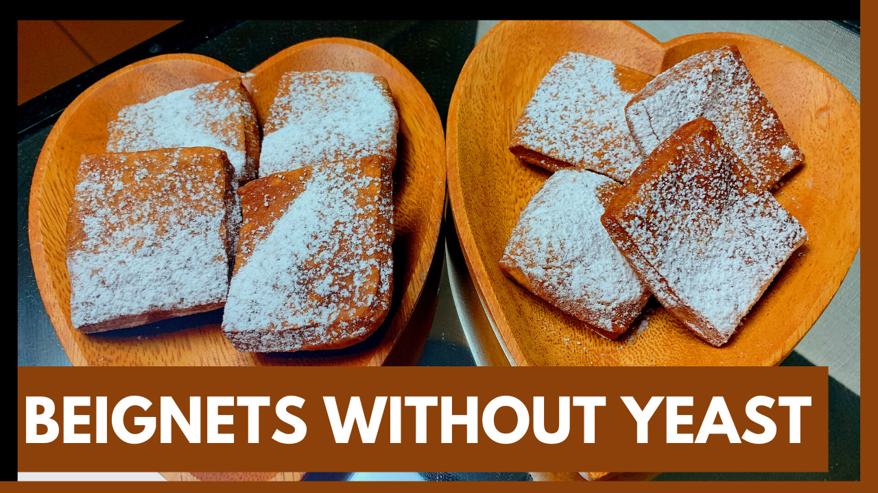 Beignets Recipe Without Yeast