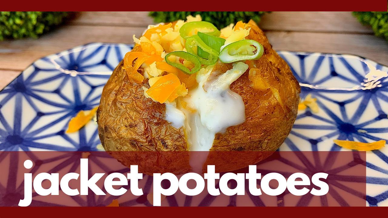 Delicious Jacket Potatoes Recipe