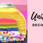 Unicorn Deco Cake